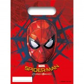 Sacos brinde Spiderman Home Coming