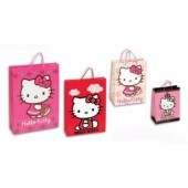 Sacos de Papel Hello Kitty