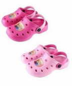 Sandálias Crocs borracha Frozen Disney