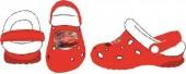 Sandálias / Crocs de Inverno Disney Cars 22-32