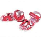 Sandalias Vermelhas Dora Exploradora