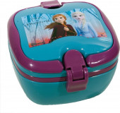 Sanduicheira 2 Compartimentos Frozen 2