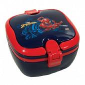 Sanduicheira 2 Compartimentos Spiderman