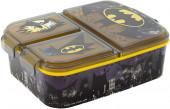 Sanduicheira 3 Divisórias Batman
