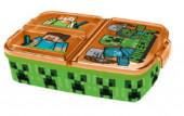 Sanduicheira 3 Divisórias Minecraft