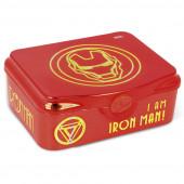 Sanduicheira Deco Iron Man Avengers