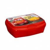 Sanduicheira Disney Cars 3 - Faisca McQueen e Cruz Ramirez