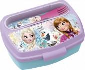 Sanduicheira Frozen Disney + colher e garfo