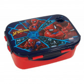 Sanduicheira Microondas Spiderman Marvel