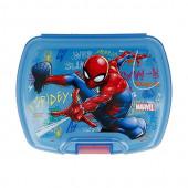 Sanduicheira Premium Spiderman Graffiti