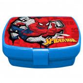 Sanduicheira Spiderman Azul