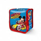 Sanduicheira Térmica 14 cm Mickey Racers - Let`s Roll