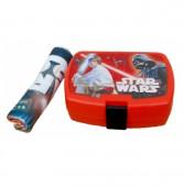 Sanduicheira + toalha Star Wars