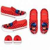 Sapatilhas Lona Ladybug