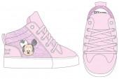 Sapato tenis bebé minnie rosa