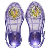 Sapatos Luminosos Rapunzel Disney