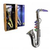 Saxofone Infantil Brilhante Sortido