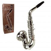 Saxofone Metalizado