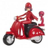 Scooter mota Ladybug