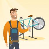 Serviço Montagem Bicicletas