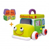 Set Autocarro Escolar Actividades