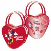 Set Malinha Acessórios Cabelo Minnie Disney