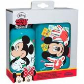 Set Sanduicheira + Garrafa Mickey Disney