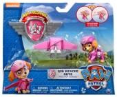 Skye Figura Deluxe - Air Rescue Patrulha Pata