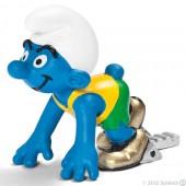 Smurf Corredor (Sprinter) - Colecção Desporto