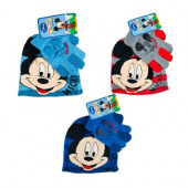 Sortido Gorro Luvas Mickey Disney