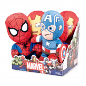Sortido Peluche Capitão América Avengers Marvel 30cm