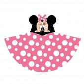 Sortido Poncho Impermeável Bolinhas Minnie Mouse