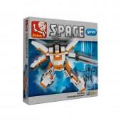 Space Goshawk-Shanight Laranja