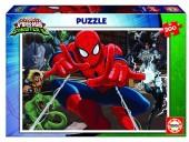 Spiderman - Puzzle de 200 piezas