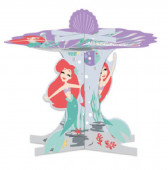 Stand Cupcake Princesa Ariel Under the Sea