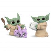 Star Wars The Mandalorian - The Child Tentacle Soup & Milk Mustache