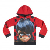 Suéter com Capuz  Ladybug