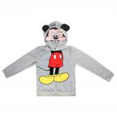 Suéter com Capuz Mickey