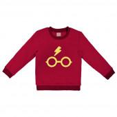 Suéter Vermelha Harry Potter