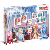 Superkit Puzzles + Jogos Frozen 2