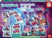 Superpack 4 em 1 Enchantimals