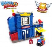 SuperZings Esquadra de Polícia