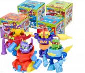 SuperZings Superbots Série 3 Sortido