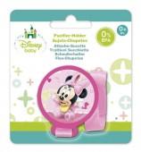 Suporte de chucha de Minnie Mouse
