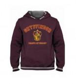 Sweat com Capuz Harry Potter Gryffindor Brave at Heart