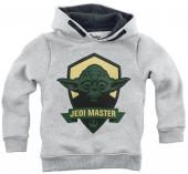 Sweat com Capuz Star Wars Jedi Master Yoda