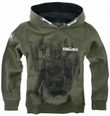 Sweat com Capuz Star Wars The Mandalorian - Hunter