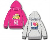 Sweat Shirt  C/Capuz Minions  4 Und.