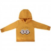 Sweat shirt Yellow Minions 4 Und.
