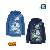 Sweater c/ Capuz Star Wars sortido